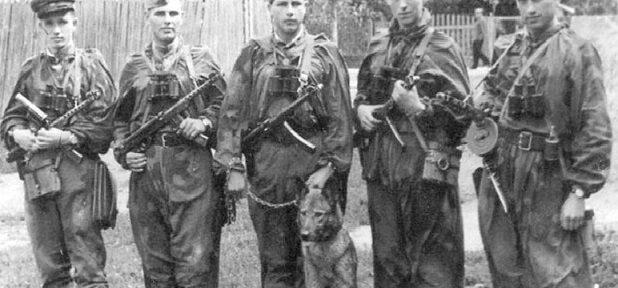 Как СМЕРШ боролся с партизанами вермахта в СССР после войны