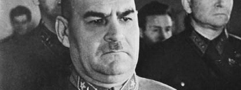 Что сделал Берия с похищенной женой маршала Кулика